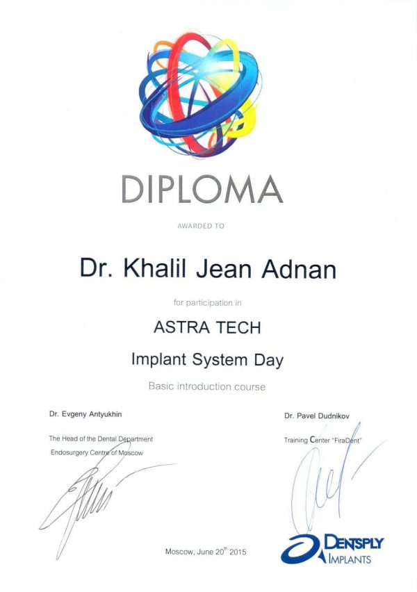 2015.06.20. Implant System Day