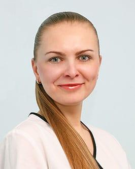 Обухова Юлия Ильинична. Старшая медицинская сестра