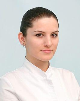 Гатагова Жанна Таймуразовна. Ассистент стоматолога