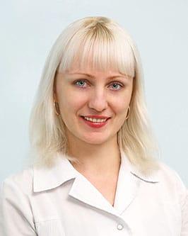 Шаповалова Любовь Валентиновна. Медицинская сестра-анестезист